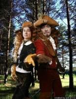 Лена и Игорь